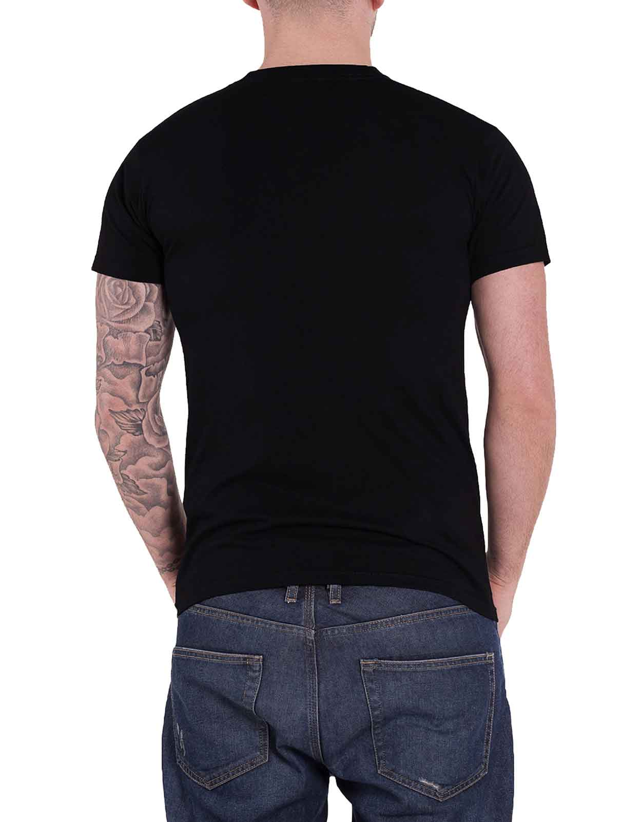 Officiel-Jimi-Hendrix-T-Shirt-Purple-Haze-Are-you-experienced-Logo-Homme-NEUF miniature 25