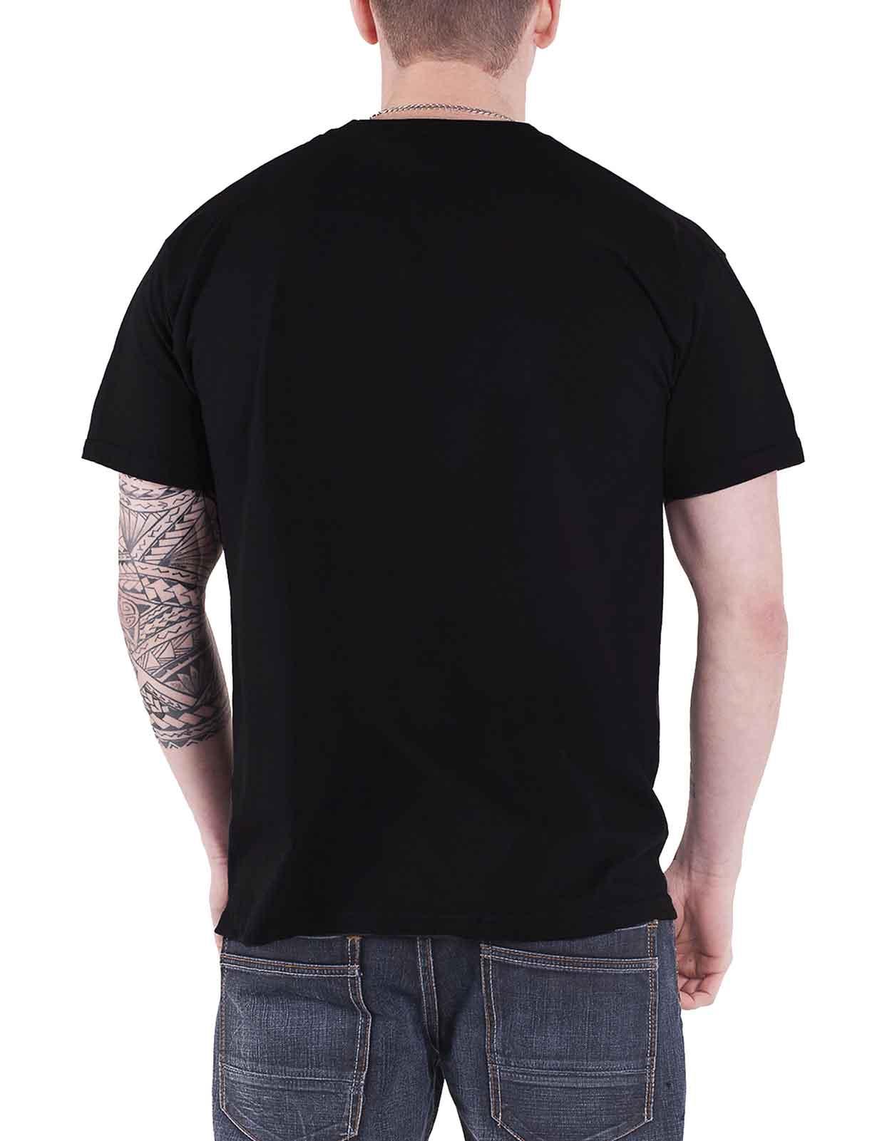 Prueba-oficial-Pantera-T-Shirt-101-pantalla-vulgar-banda-logotipo-Dimebag-Hombre-Nuevo miniatura 3