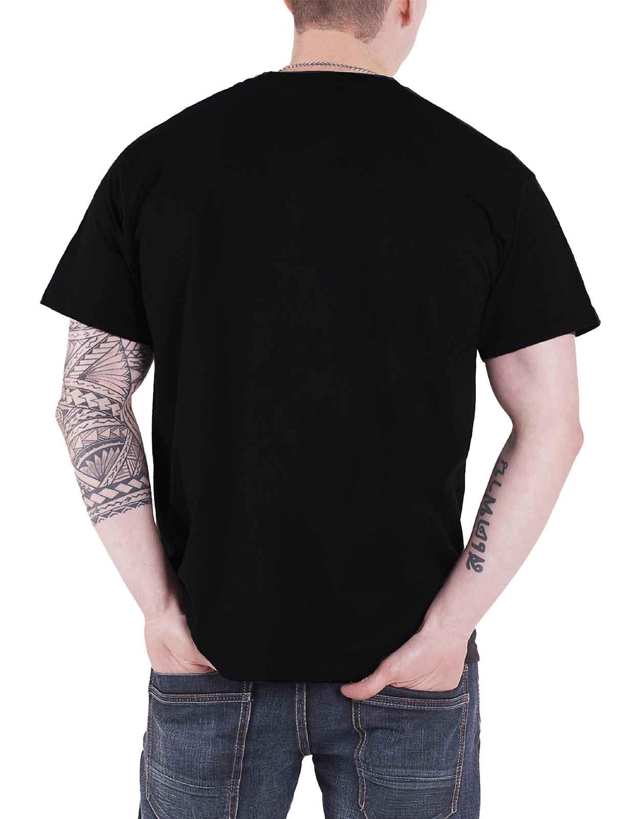 Prueba-oficial-Pantera-T-Shirt-101-pantalla-vulgar-banda-logotipo-Dimebag-Hombre-Nuevo miniatura 5