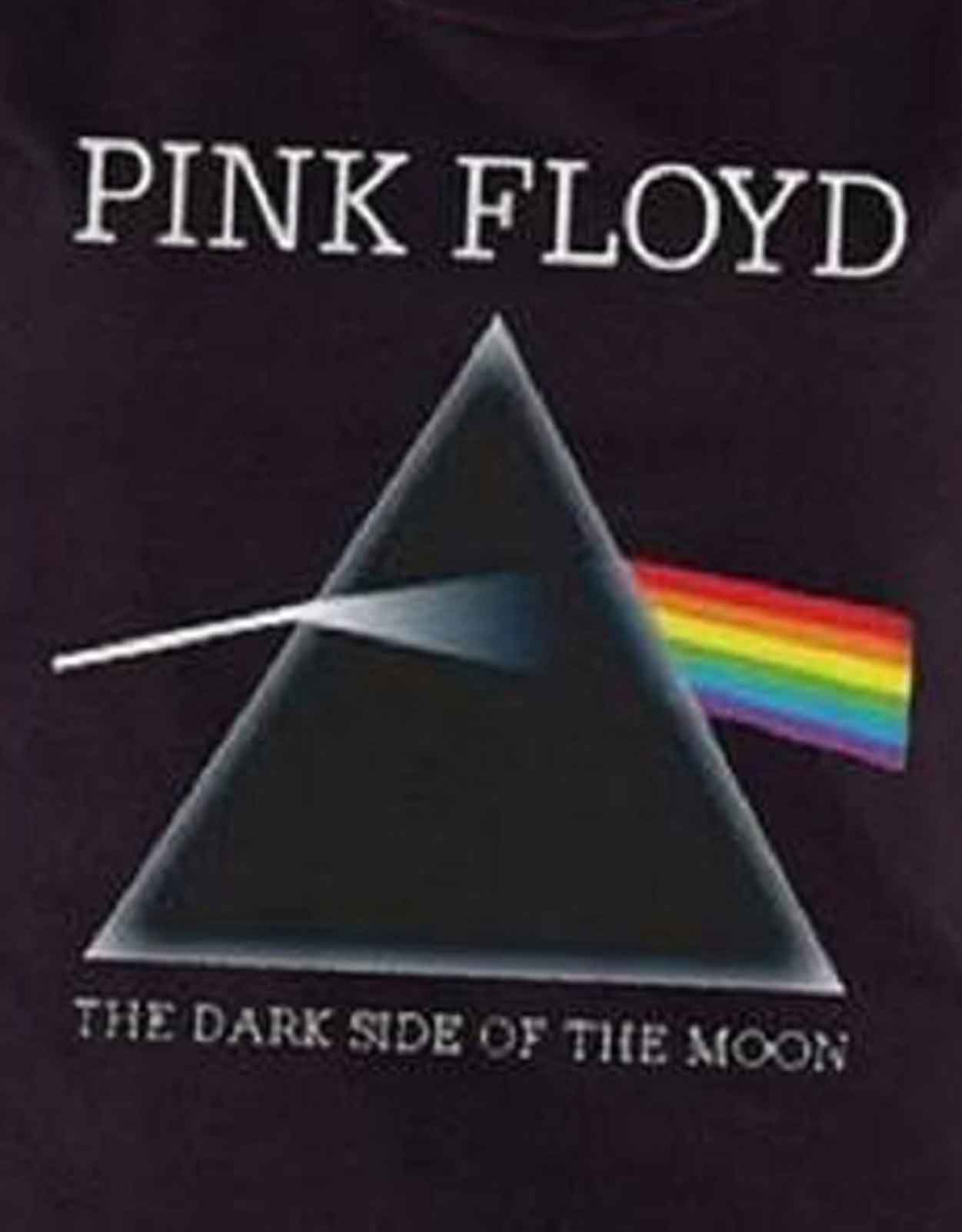 Pink-Floyd-womens-T-Shirt-Dark-Side-of-the-moon-band-logo-official-skinny-fit thumbnail 10