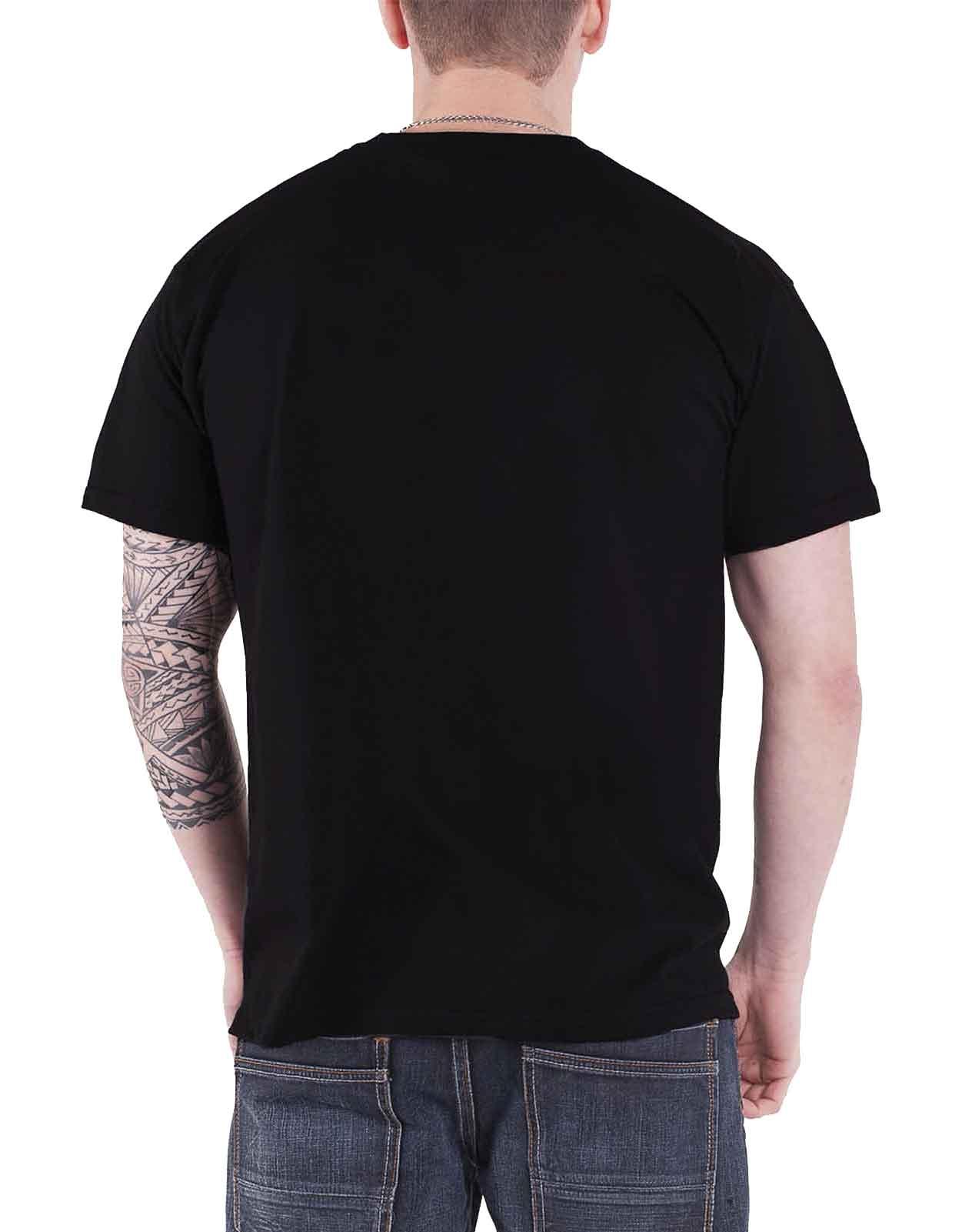 Officiel-Hawkwind-T-Shirt-Warrior-on-the-Edge-Space-Ritual-Doremi-homme-nouveau miniature 9