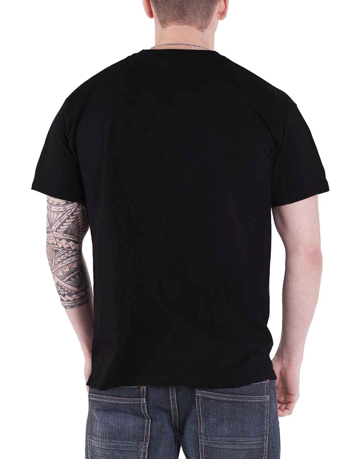 Officiel-Hawkwind-T-Shirt-Warrior-on-the-Edge-Space-Ritual-Doremi-homme-nouveau miniature 11