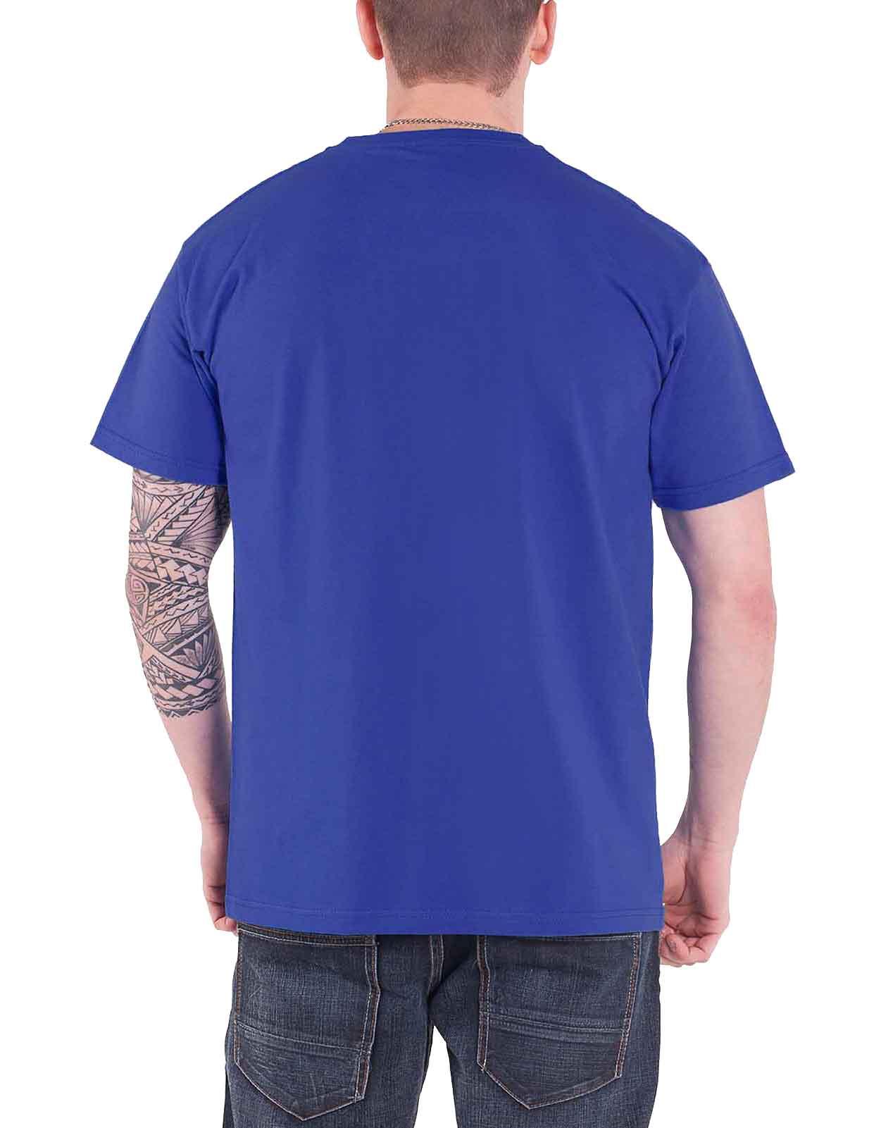 Officiel-Hawkwind-T-Shirt-Warrior-on-the-Edge-Space-Ritual-Doremi-homme-nouveau miniature 3