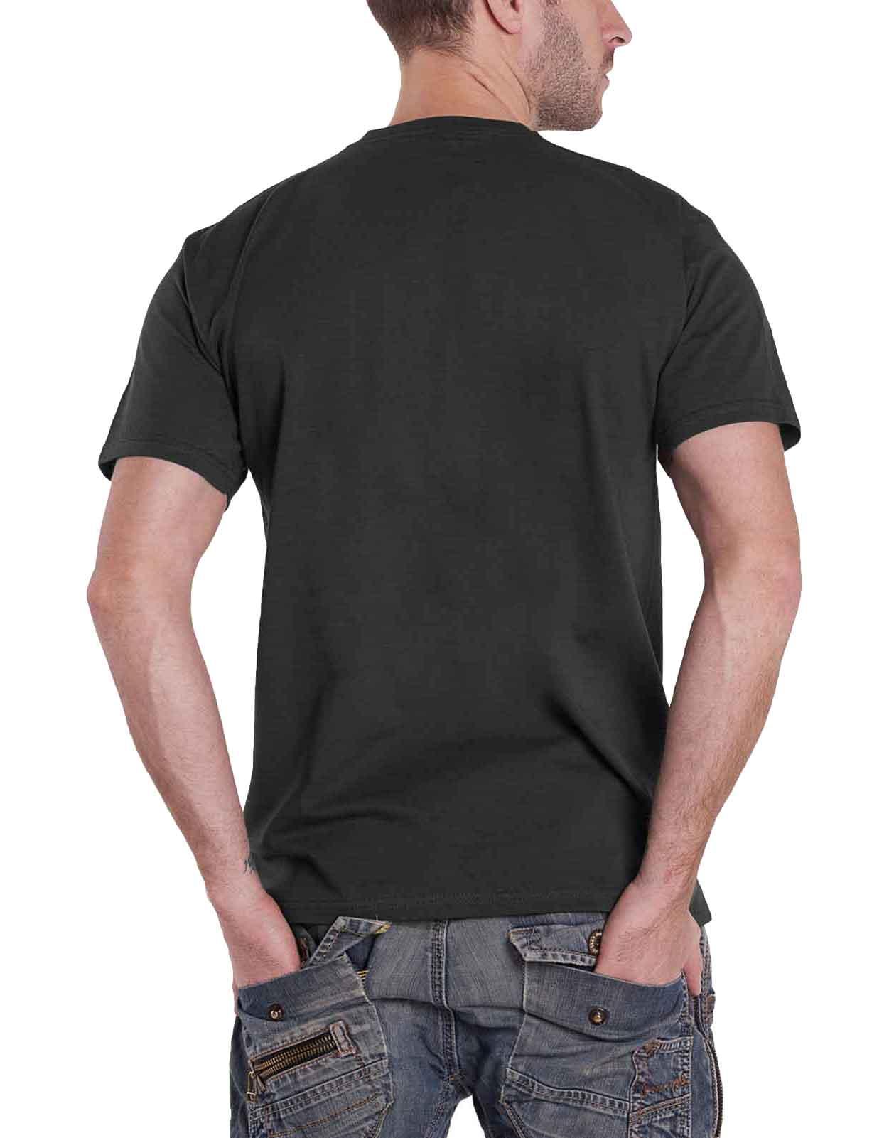 Officiel-Hawkwind-T-Shirt-Warrior-on-the-Edge-Space-Ritual-Doremi-homme-nouveau miniature 7