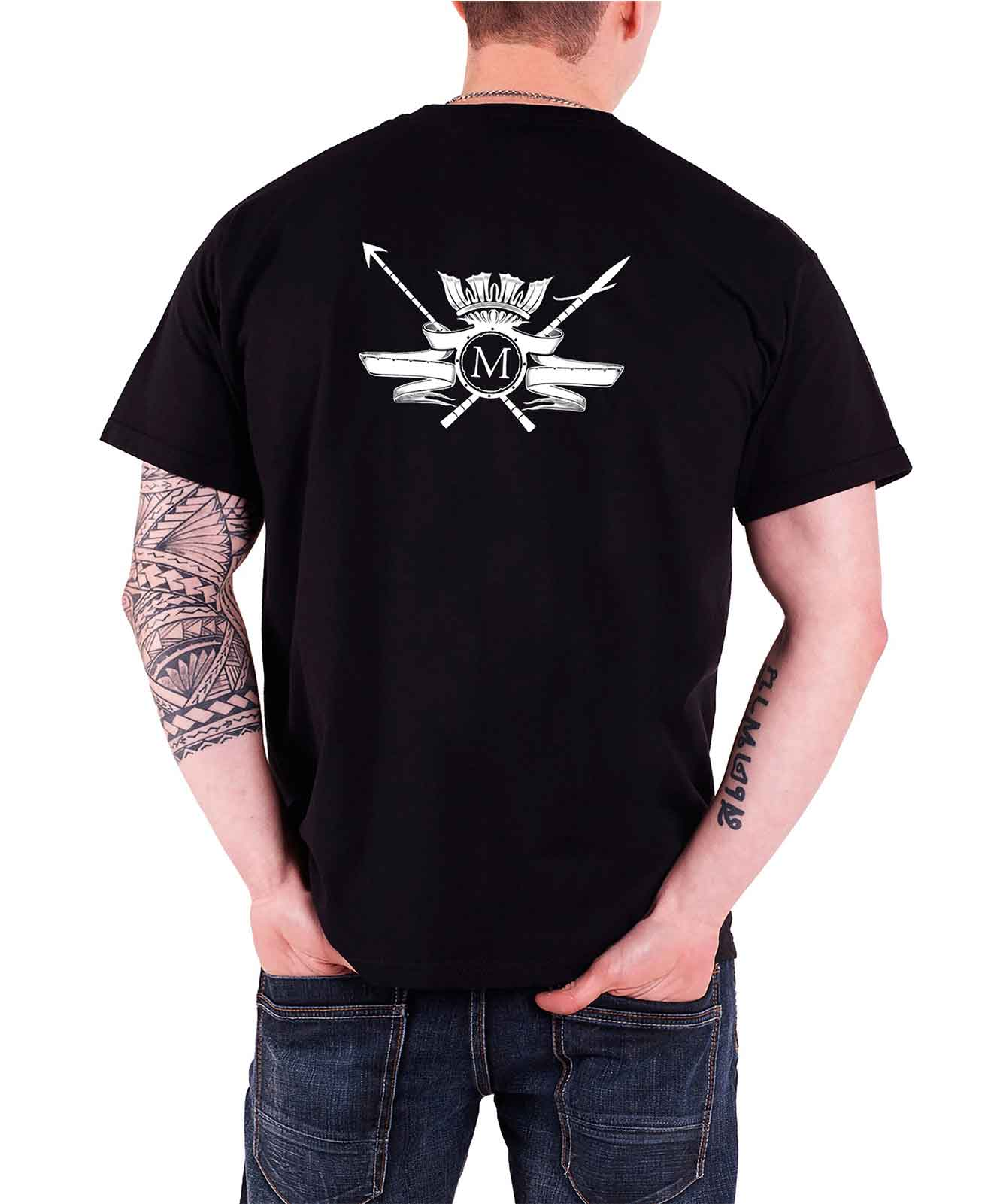 NEW /& OFFICIAL! Mastodon /'Seated Sovereign/' T-Shirt