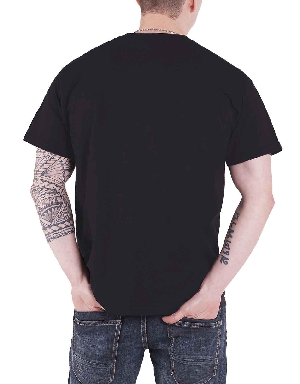 Officiel-Metallica-T-shirt-filaire-justice-for-all-RTL-Band-Logo-Homme-Nouveau miniature 5