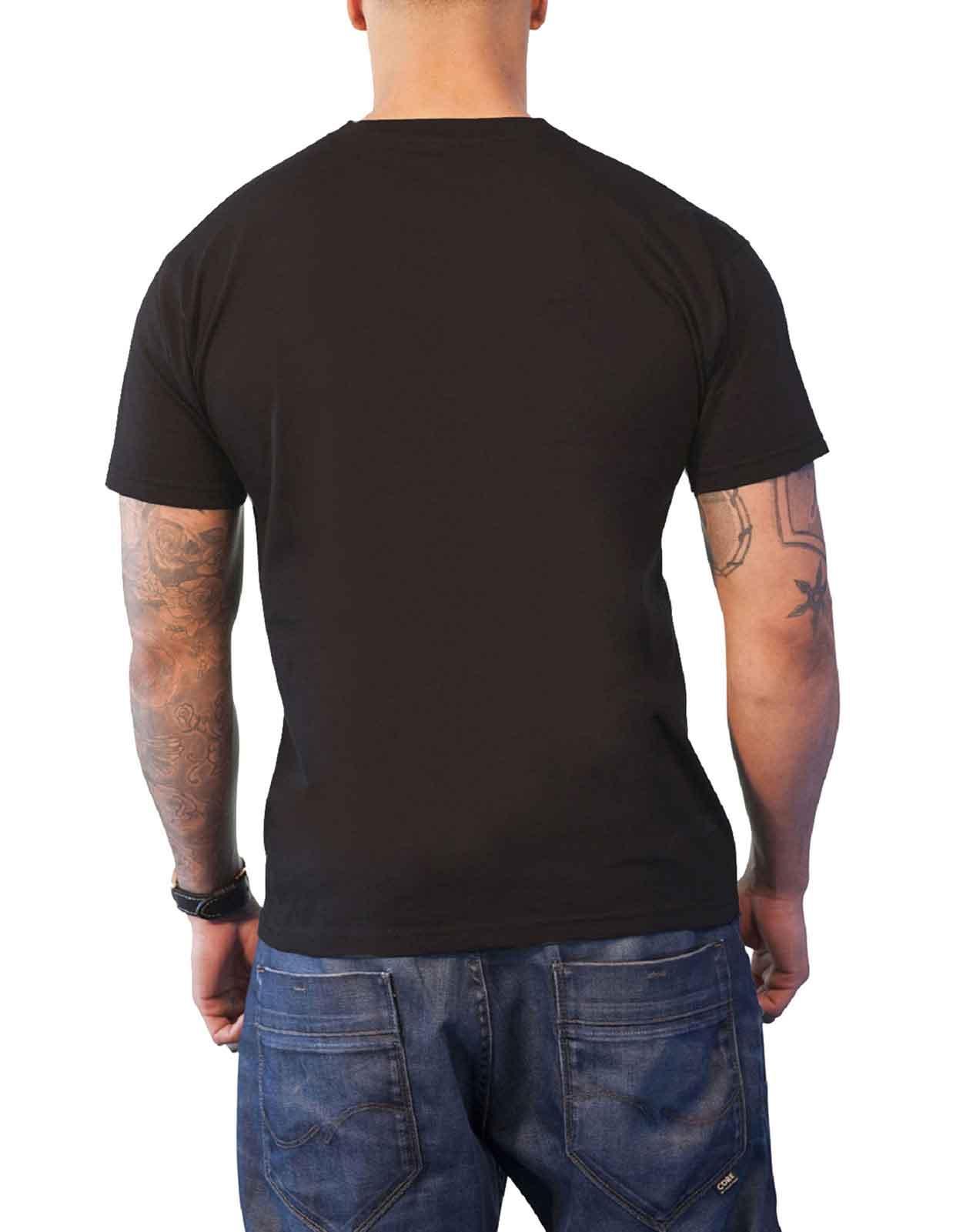 Officiel-Metallica-T-shirt-filaire-justice-for-all-RTL-Band-Logo-Homme-Nouveau miniature 37