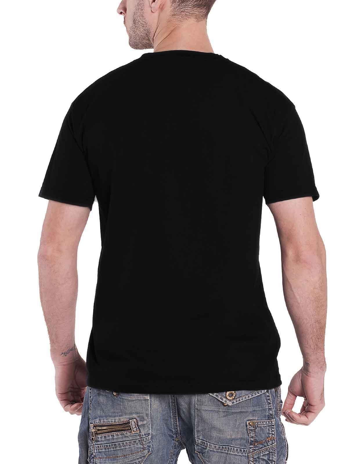 Officiel-Metallica-T-shirt-filaire-justice-for-all-RTL-Band-Logo-Homme-Nouveau miniature 21