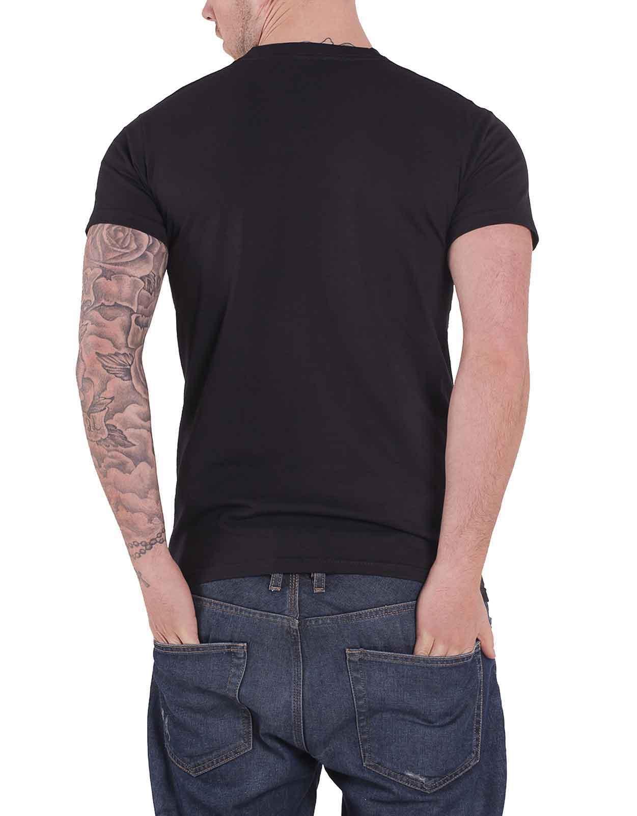Officiel-Metallica-T-shirt-filaire-justice-for-all-RTL-Band-Logo-Homme-Nouveau miniature 15