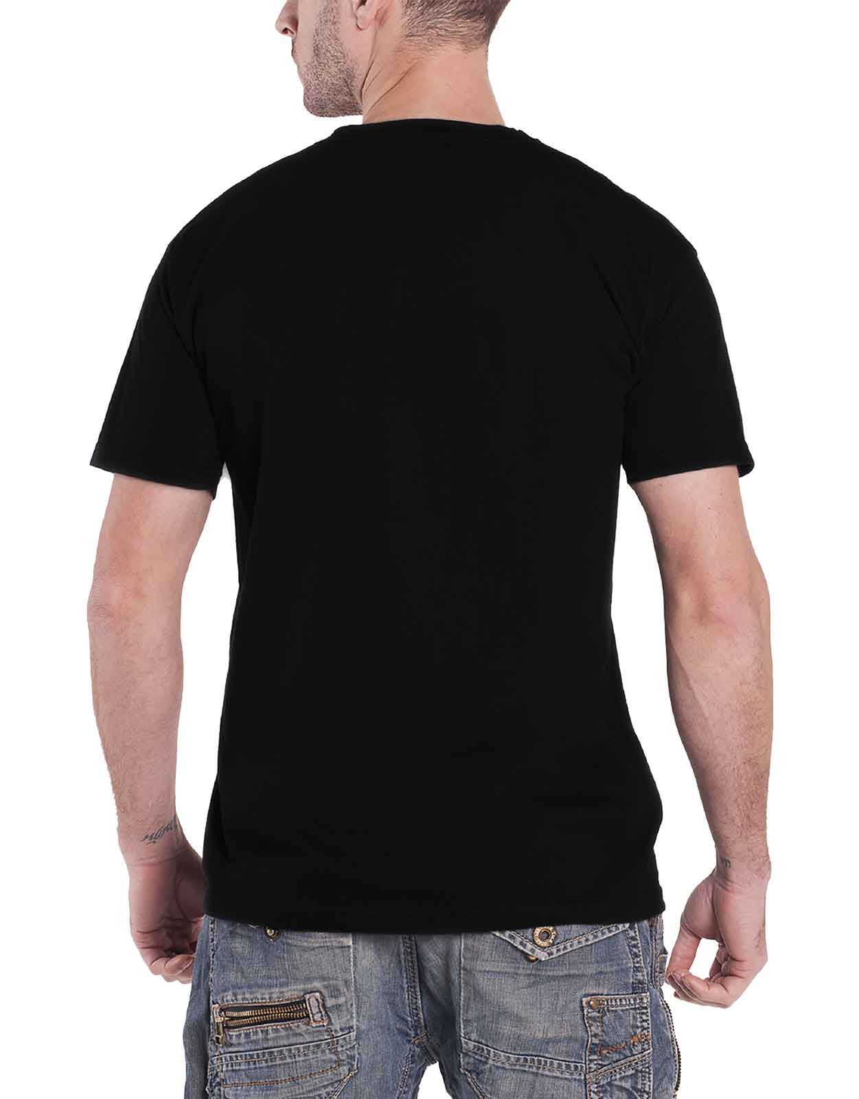 Officiel-Metallica-T-shirt-filaire-justice-for-all-RTL-Band-Logo-Homme-Nouveau miniature 23