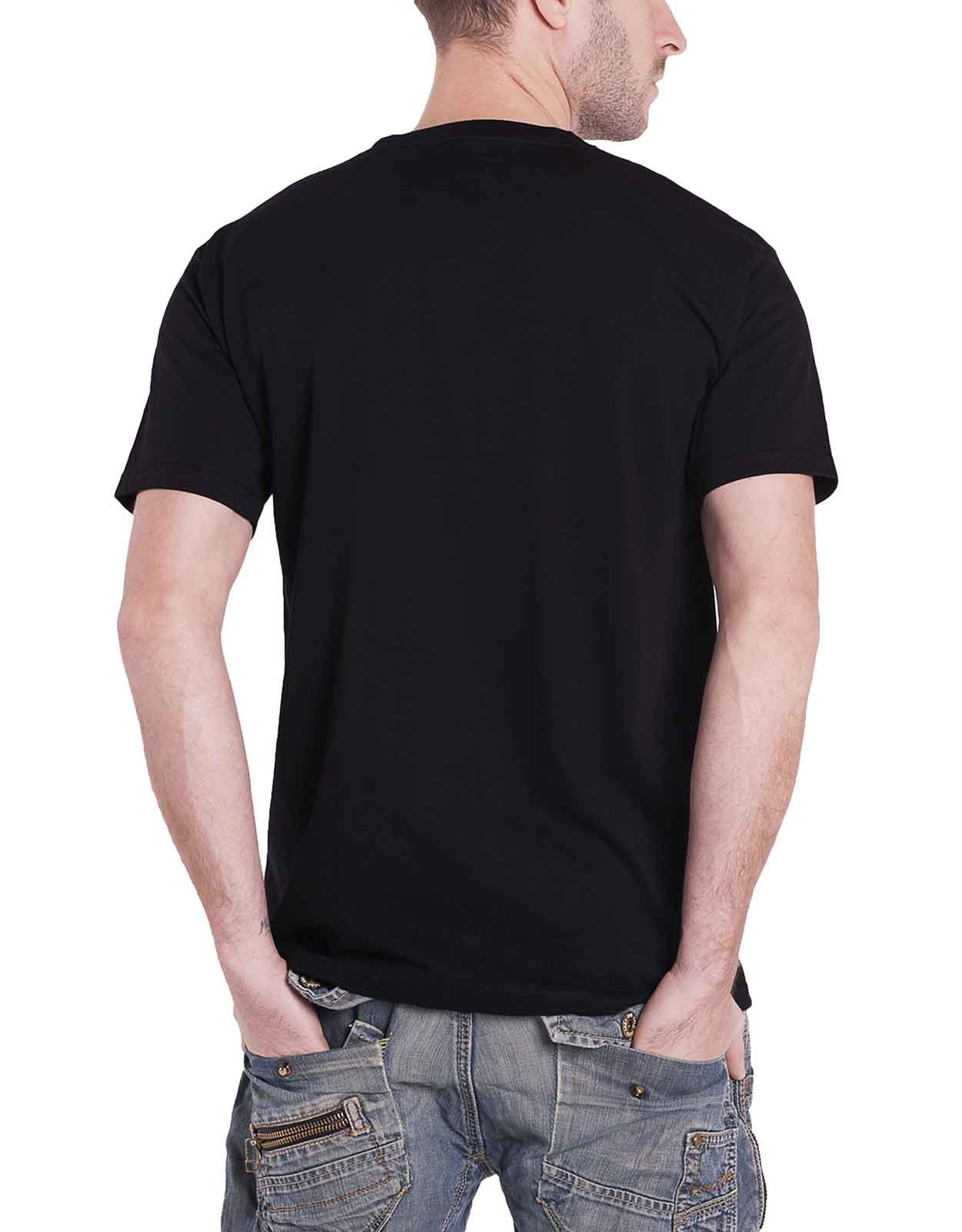 Officiel-Metallica-T-shirt-filaire-justice-for-all-RTL-Band-Logo-Homme-Nouveau miniature 49