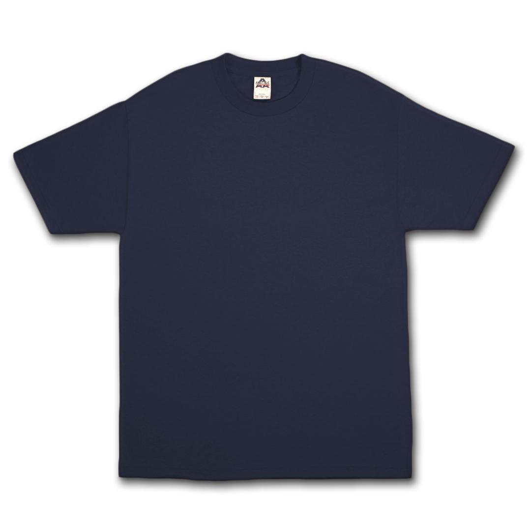 Alstyle apparel aaa plain blank men 39 s short sleeve t shirt for Plain t shirt brands