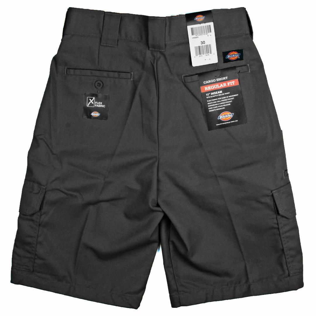 Dickies-Men-039-s-11-034-Cargo-Shorts-Multi-Pocket-Regular-Fit-Work-Uniform-Style-WR556 thumbnail 3