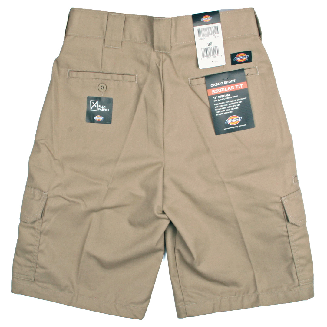 Dickies-Men-039-s-11-034-Cargo-Shorts-Multi-Pocket-Regular-Fit-Work-Uniform-Style-WR556 thumbnail 9
