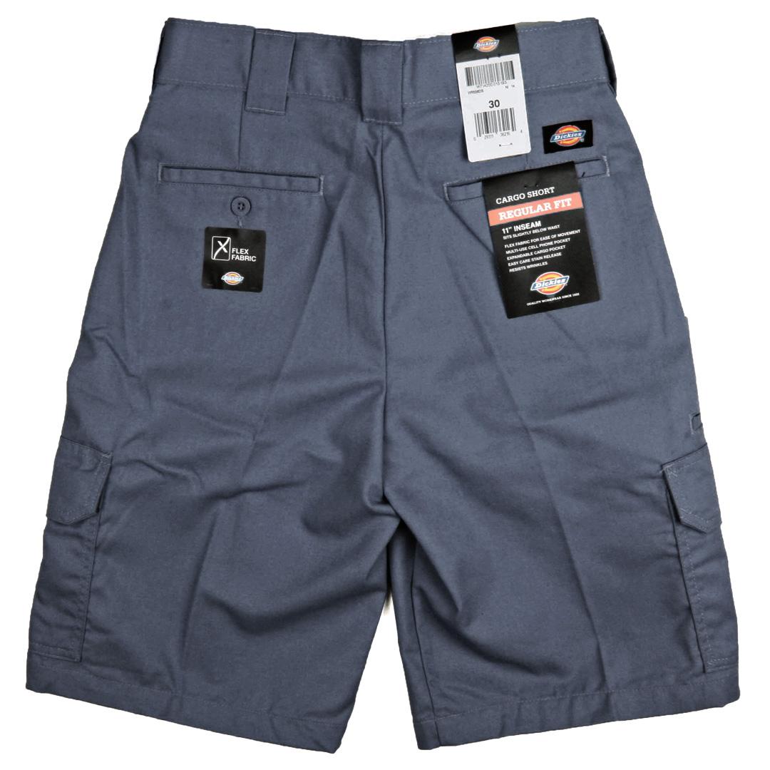 Dickies-Men-039-s-11-034-Cargo-Shorts-Multi-Pocket-Regular-Fit-Work-Uniform-Style-WR556 thumbnail 6