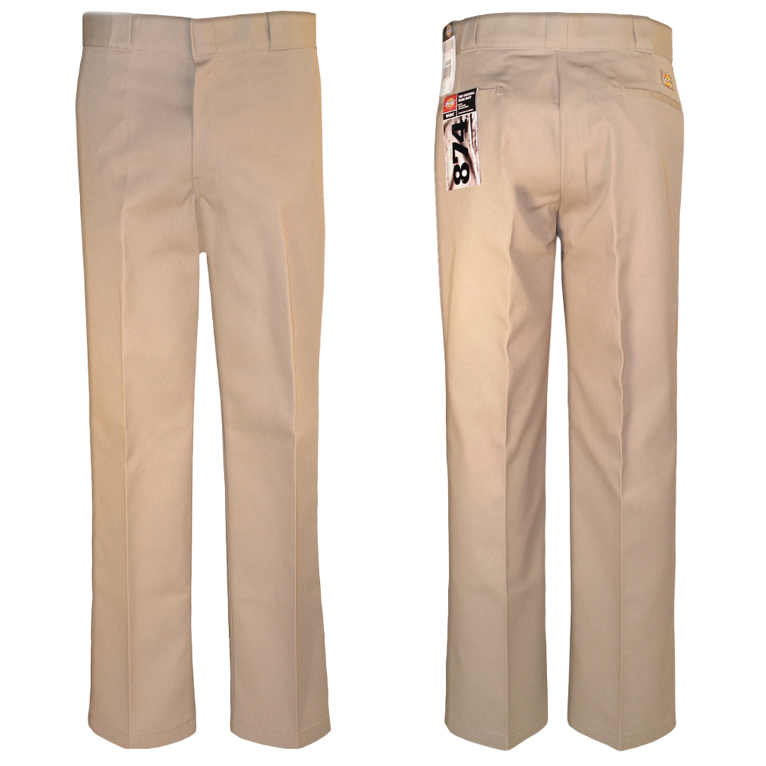 Dickies-874-Pants-Mens-Original-Fit-Classic-Work-Uniform-Bottoms-All-Colors thumbnail 7
