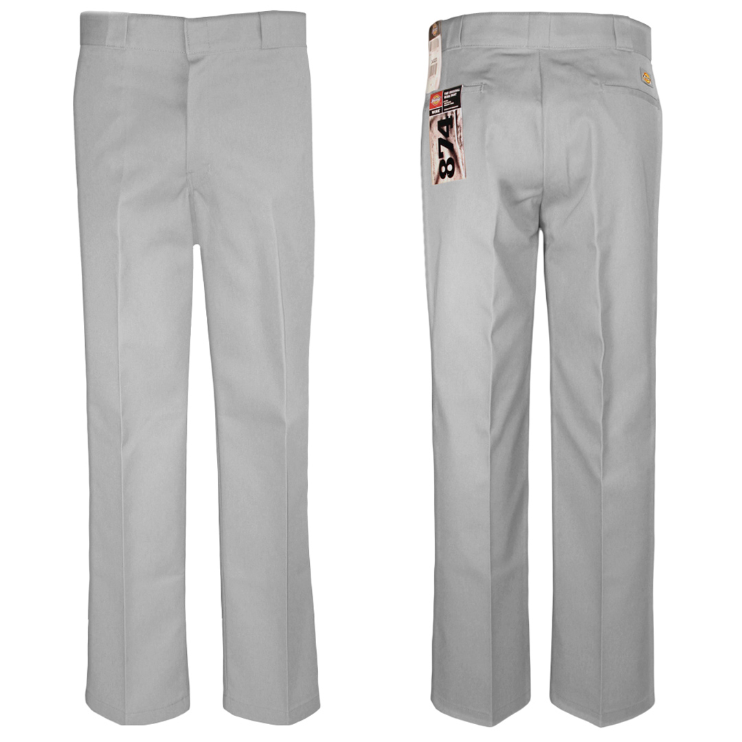 Dickies-874-Pants-Mens-Original-Fit-Classic-Work-Uniform-Bottoms-All-Colors thumbnail 10