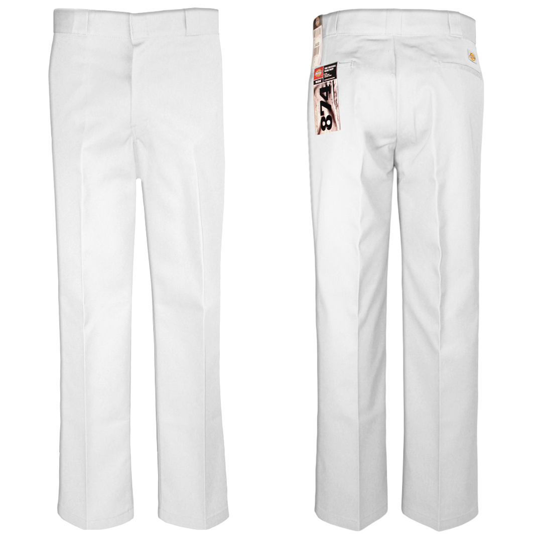 Dickies-874-Pants-Mens-Original-Fit-Classic-Work-Uniform-Bottoms-All-Colors thumbnail 11