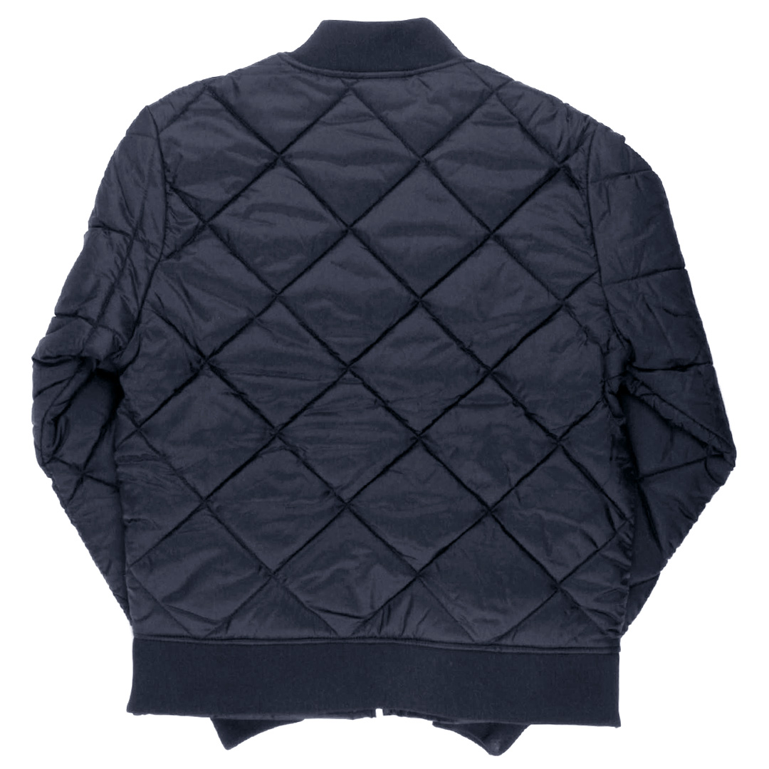 Dickies-Diamond-Quilted-Nylon-Jacket-Men-039-s-Zip-Up-Fleece-Lined-Style-61242 thumbnail 7