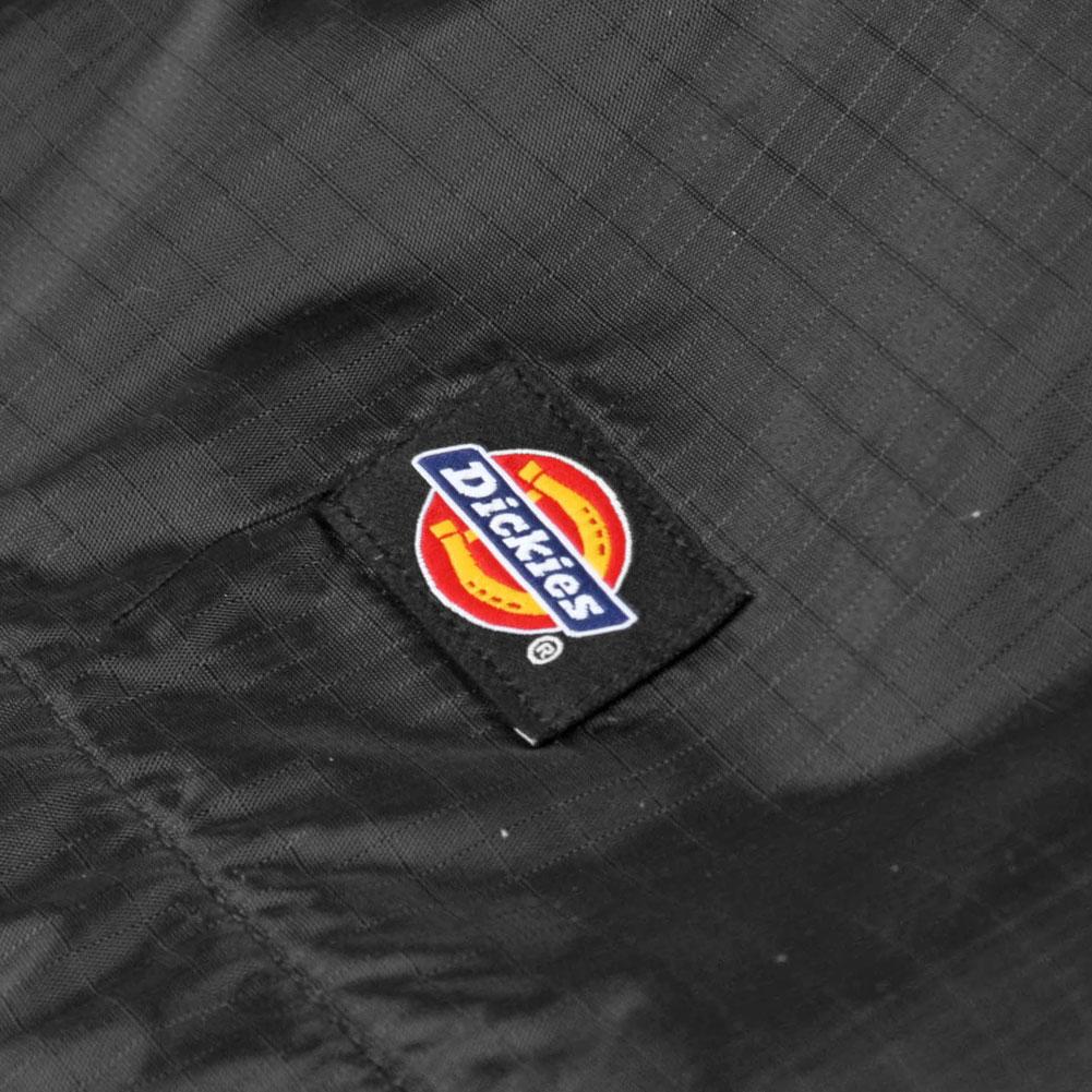 Dickies-Fleece-Lined-Nylon-Hooded-Windbreaker-Men-039-s-Zip-Up-Jacket-Style-33237 thumbnail 5