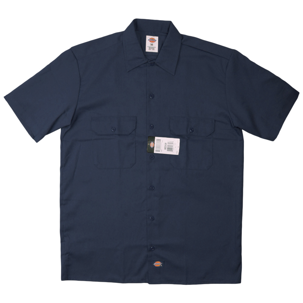 Dickies Men's Shortsleeve Work Shirt Style # 1574   eBay