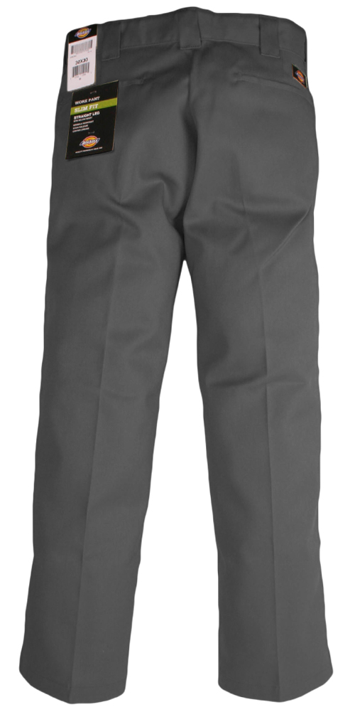 Dickies-WP873-Men-039-s-Slim-Straight-Work-Pant thumbnail 6