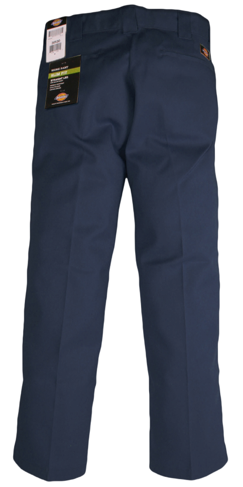 Dickies-WP873-Men-039-s-Slim-Straight-Work-Pant thumbnail 8