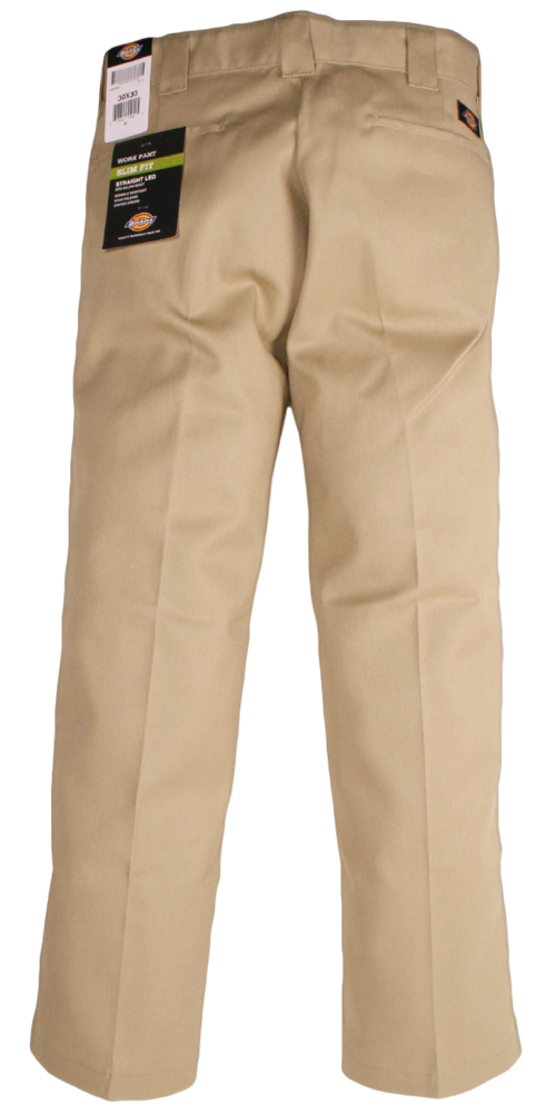Dickies-WP873-Men-039-s-Slim-Straight-Work-Pant thumbnail 10