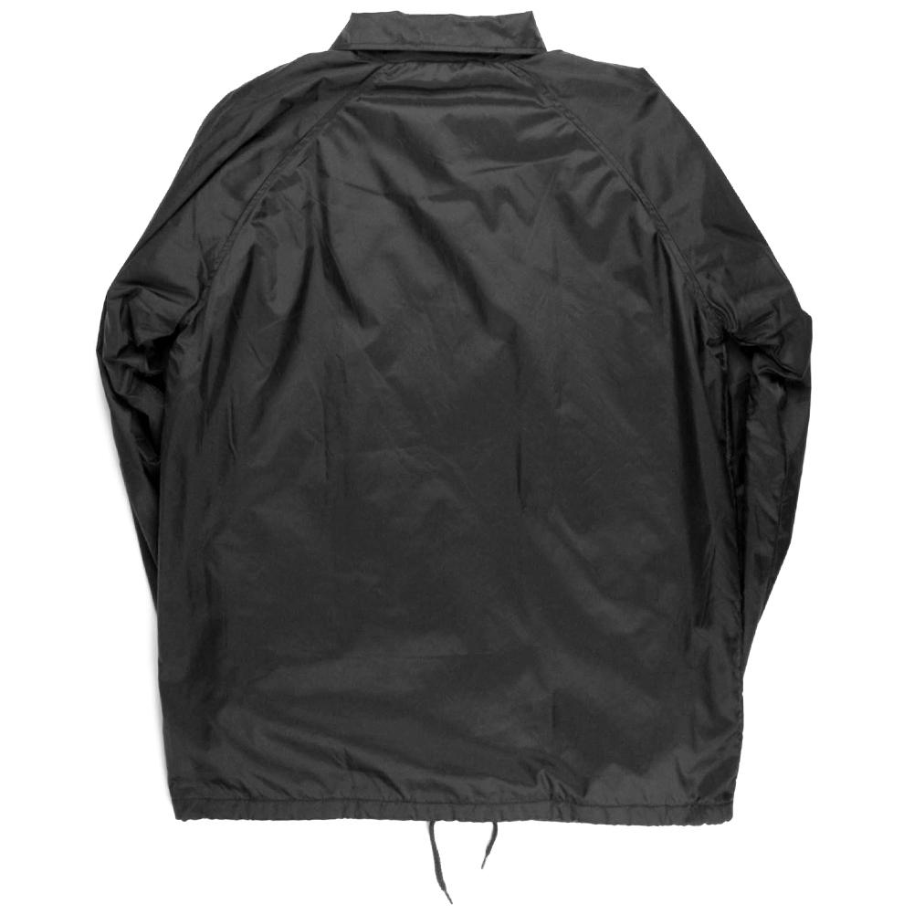 Dickies-Snap-Front-Lined-Windbreaker-Men-039-s-Nylon-Coaches-Jacket-Style-76242 thumbnail 4