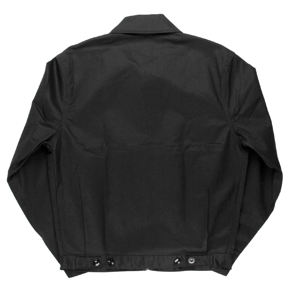 Dickies-UNLINED-Eisenhower-Jacket-Men-039-s-Zip-Up-Working-Uniform-Style-JT75 thumbnail 3