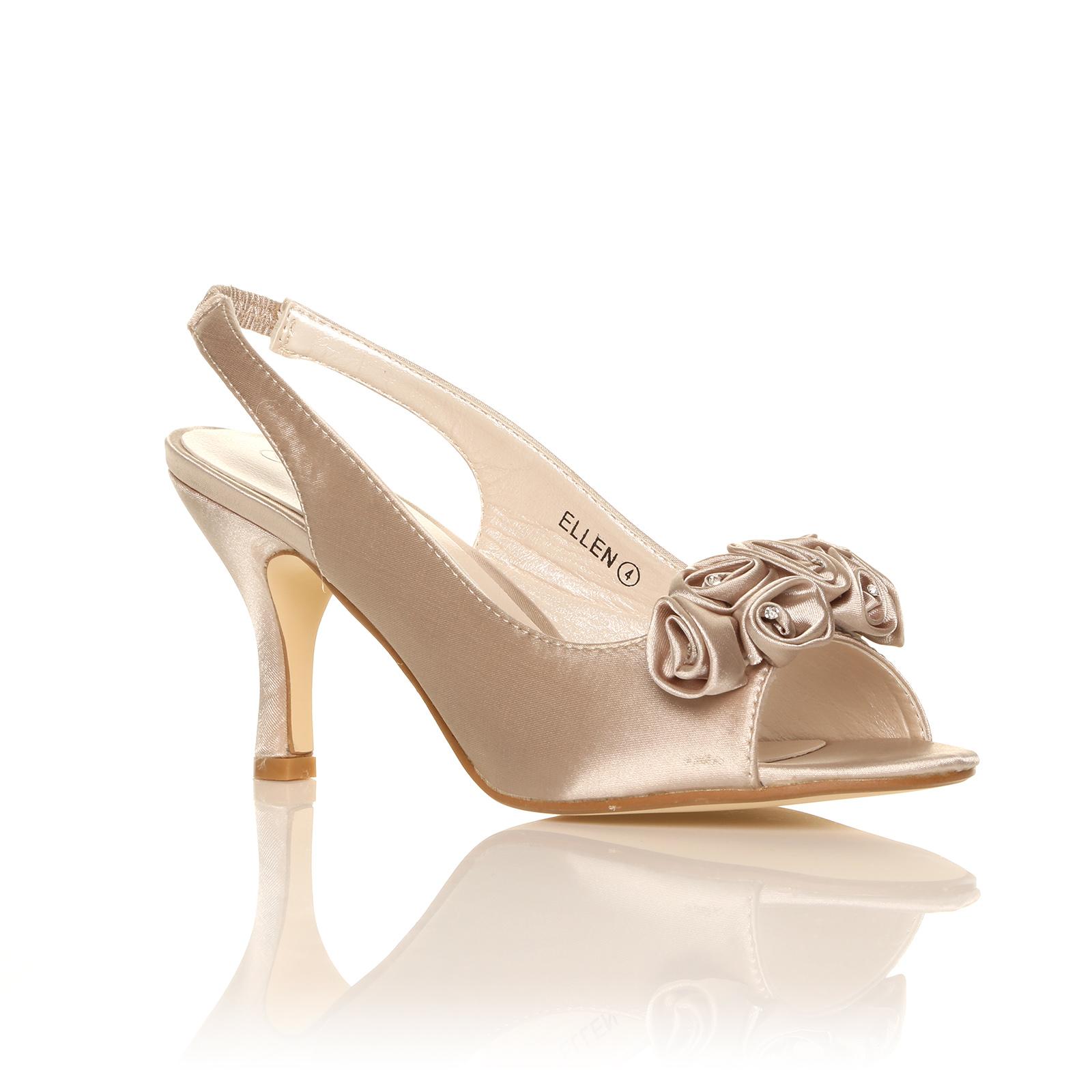 Ebay Ivory Wedding Shoes