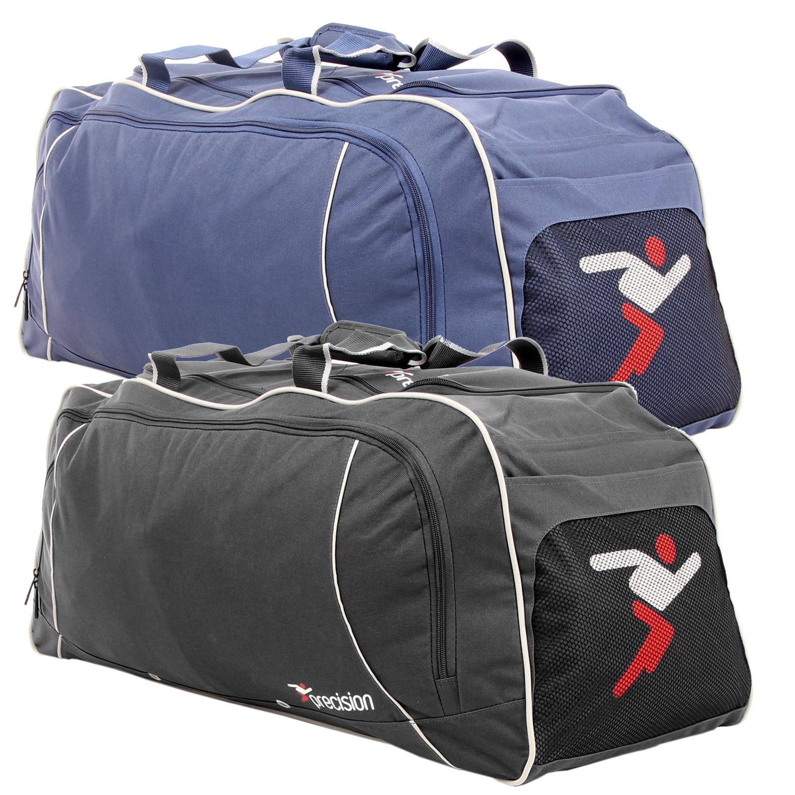 43f14511217b Precision Team Kit Bag - Black Silver 691200742755