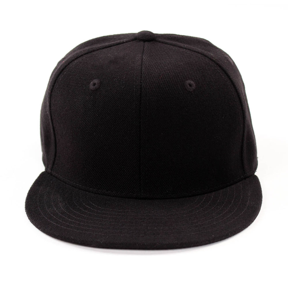 blank black baseball hat - photo #1
