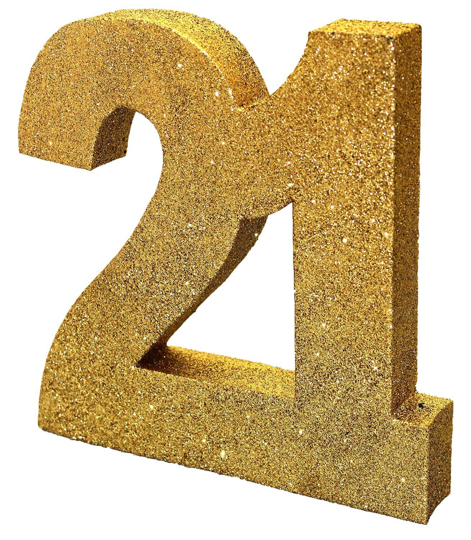 Number 21 Neon Sign - Sketch & Etch