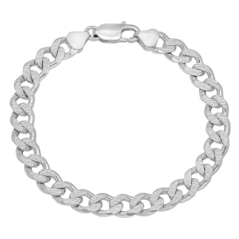 Diamond Cut Cuban Link Chain