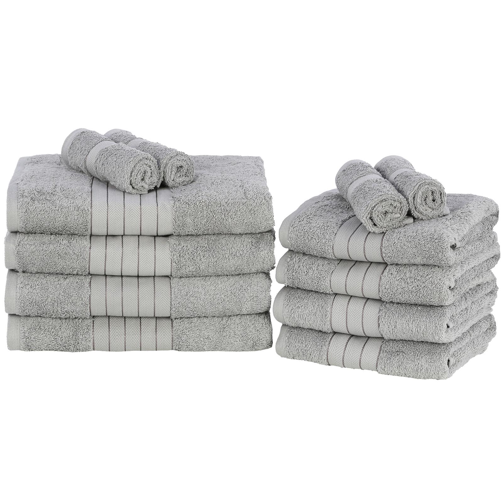 Hand Towel Near Me: Luxury Towels Bale Set 100% Egyptian Cotton Soft Bath Hand