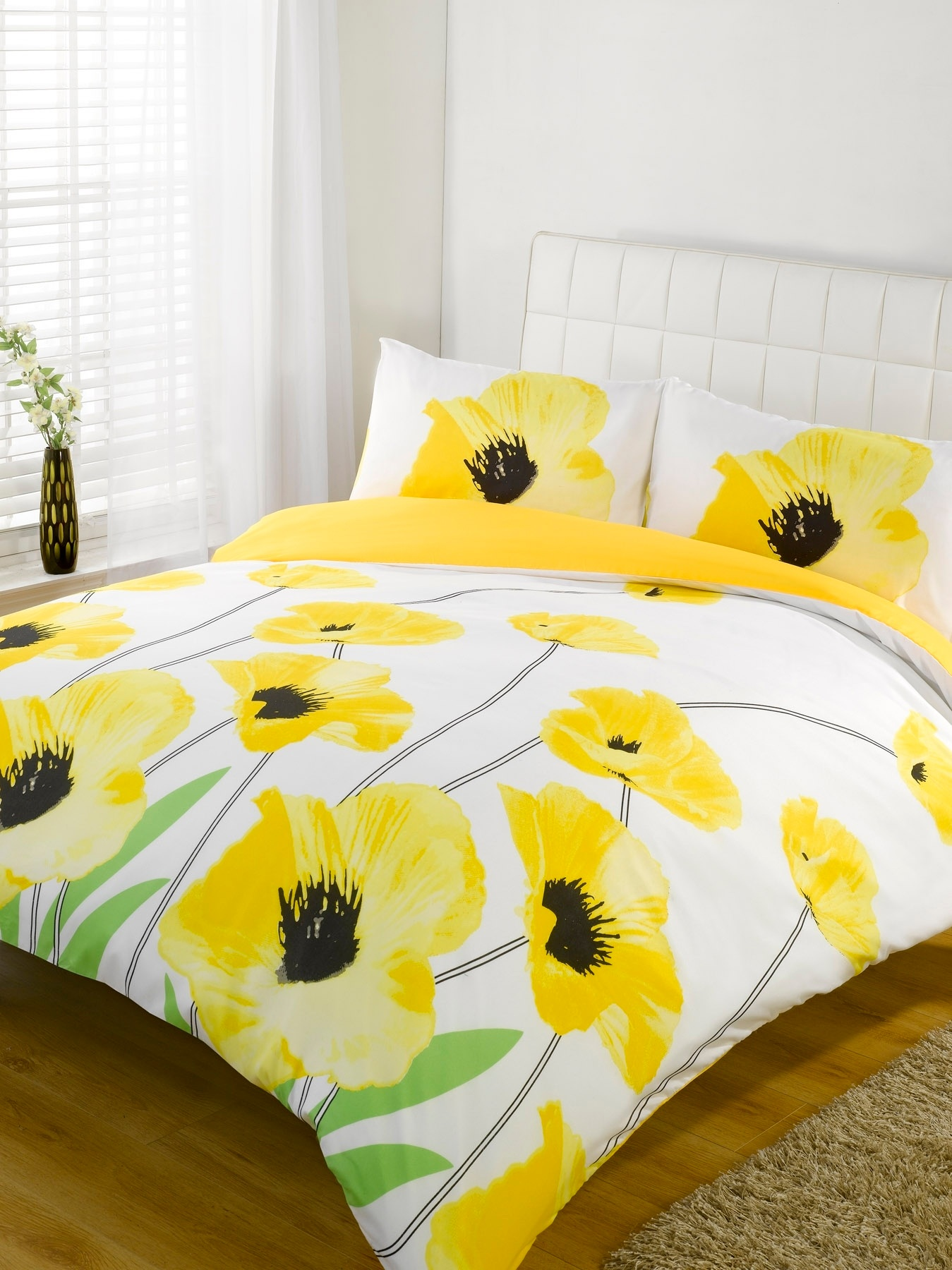 Duvet Quilt Cover Bedding Set All Colours Single Double