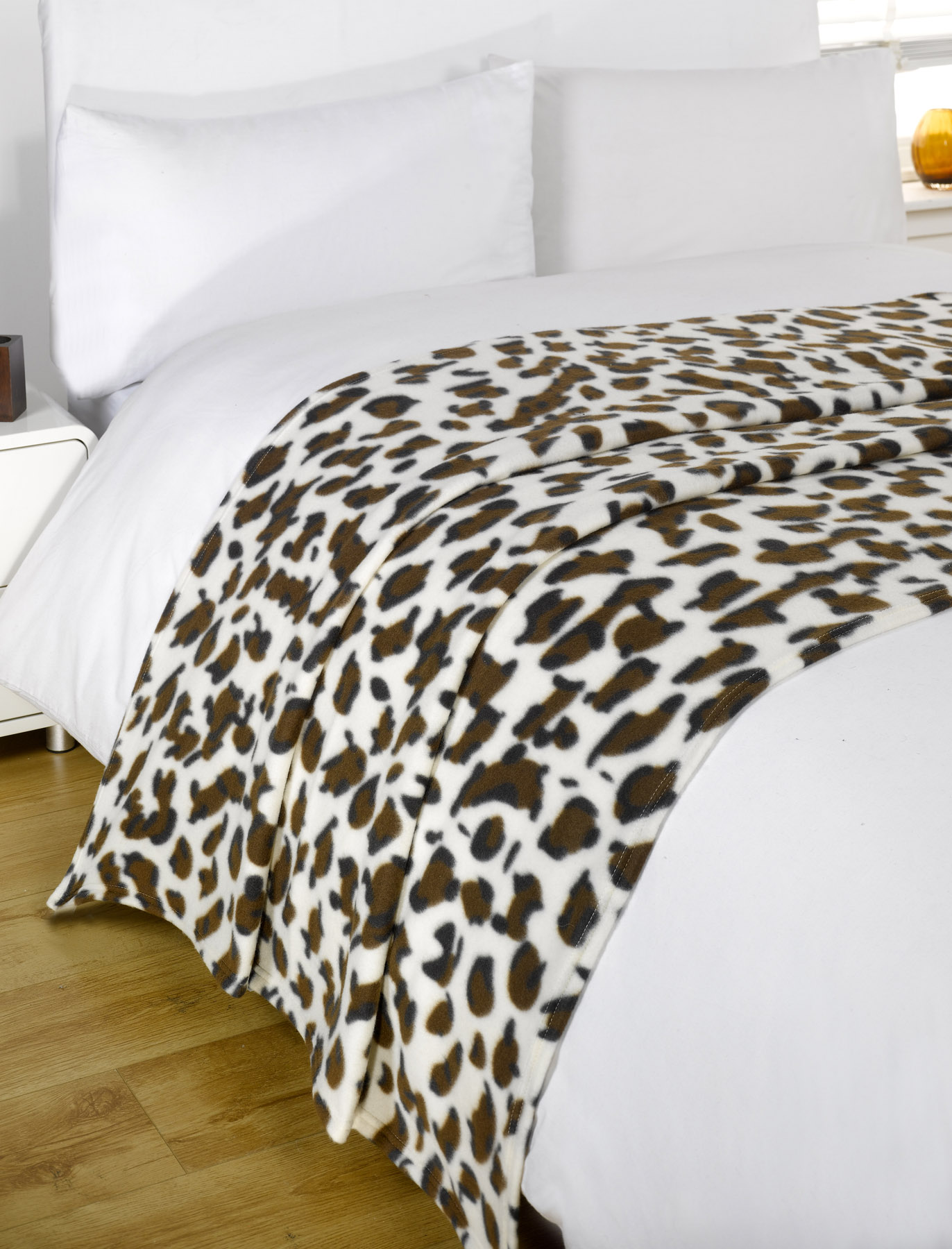 Dreamscene-Warm-Soft-Plain-Fleece-Throw-Over-Large-Decorative-Sofa-Bed-Blanket