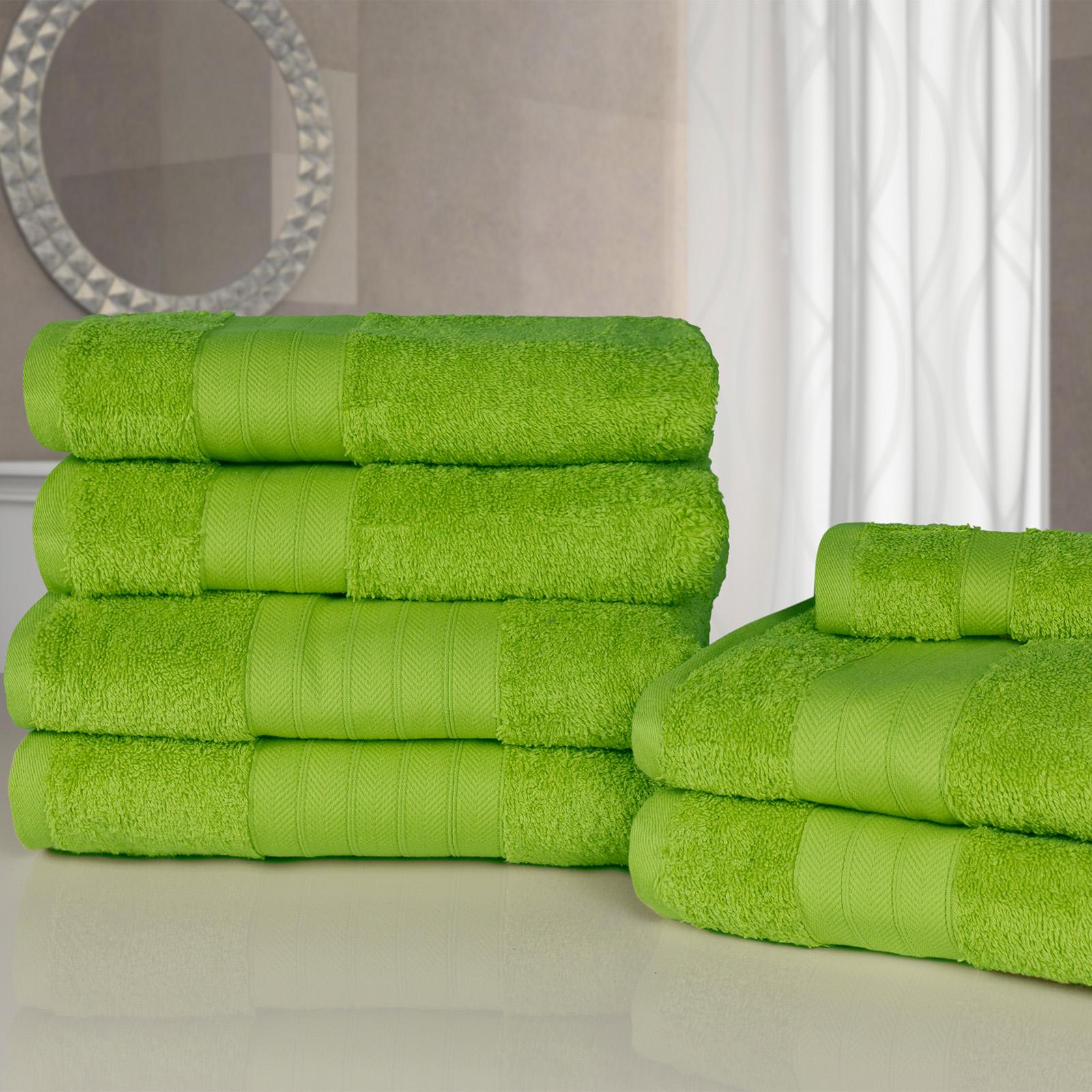Hand Towel Near Me: Luxury Soft Hand Bath Face 7 Piece Bathroom Towel Bale Set