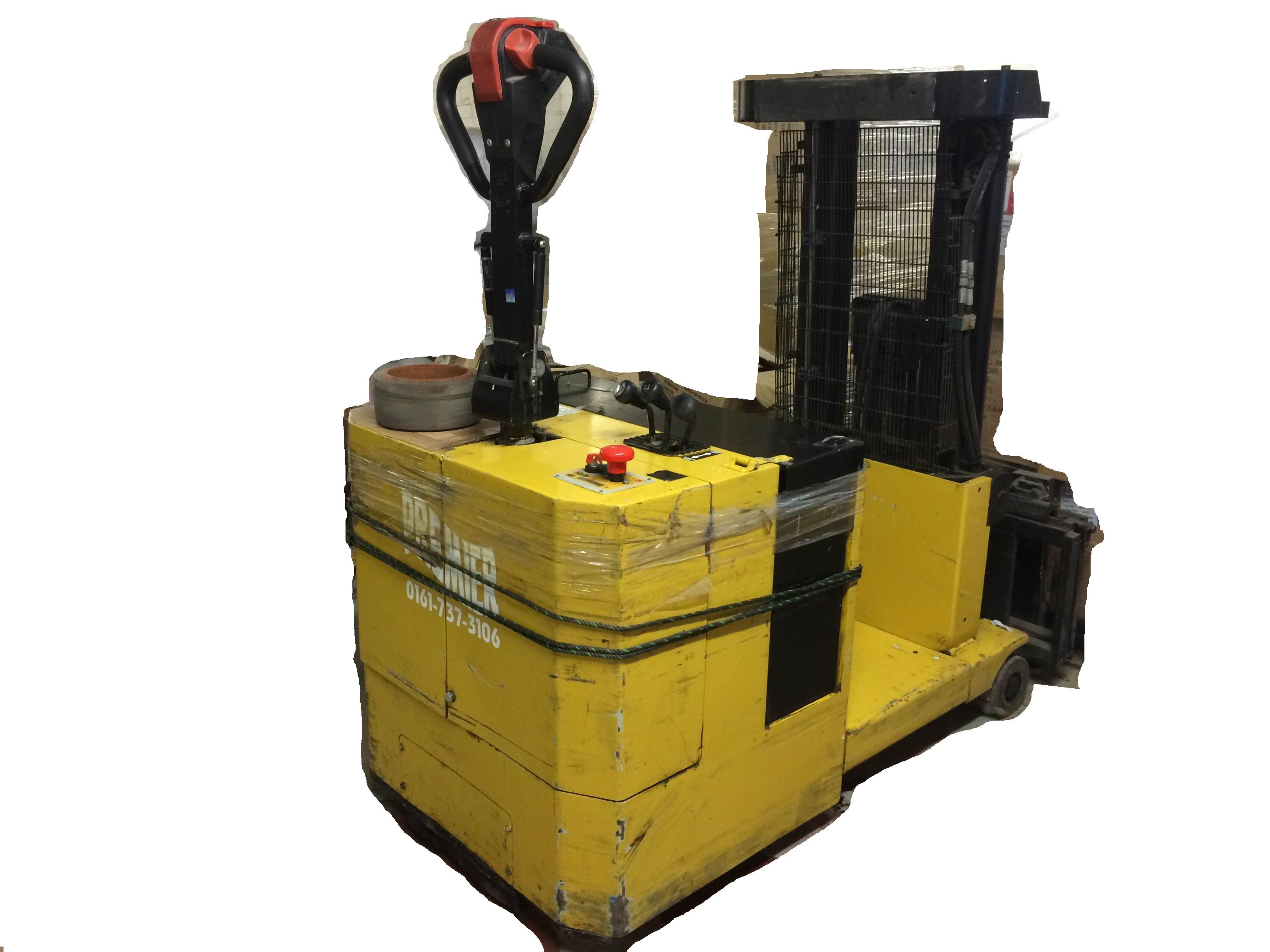Truck Battery: Yale Pallet Truck Battery