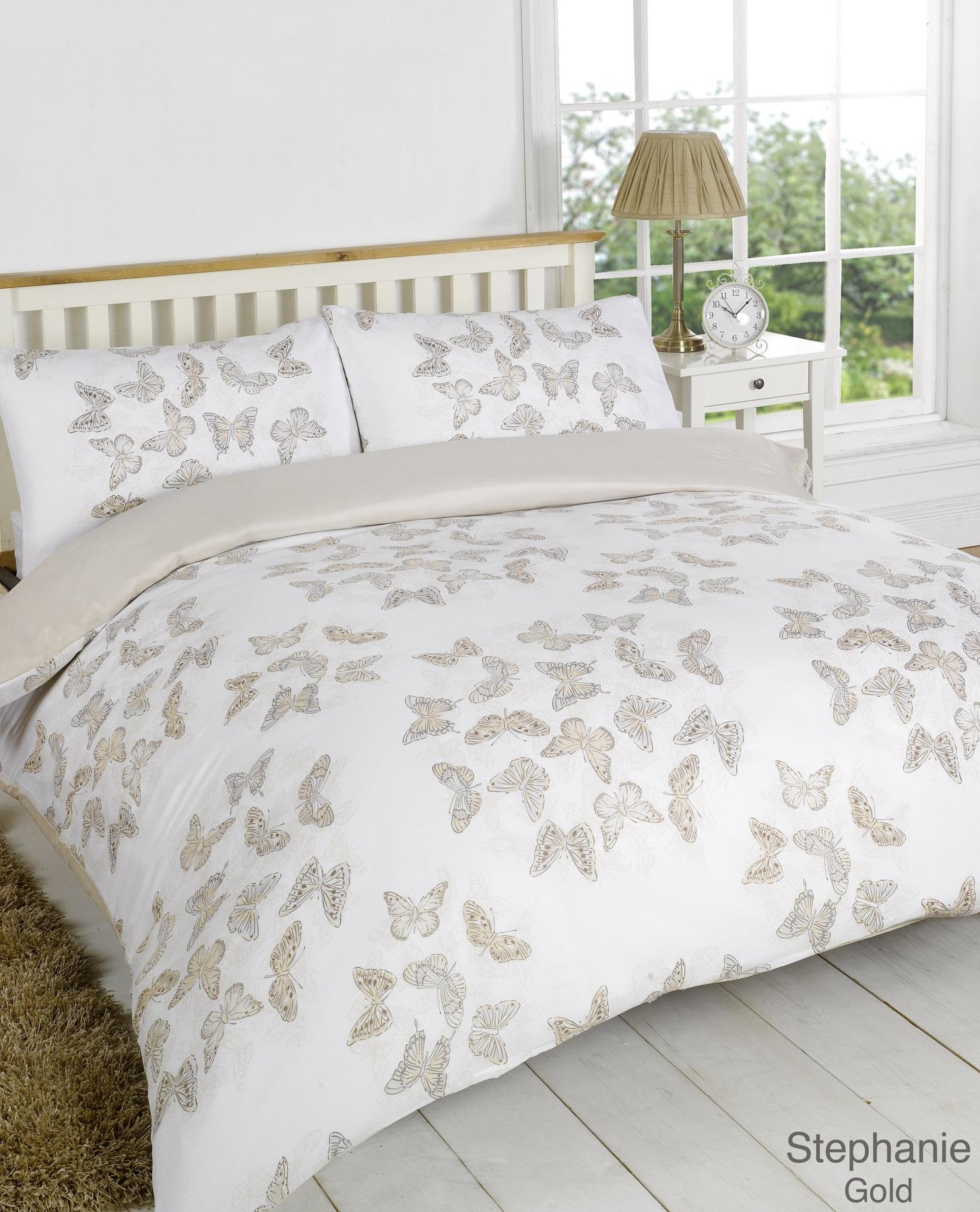 duvet quilt cover bedding set all colours single double king size superking size ebay. Black Bedroom Furniture Sets. Home Design Ideas