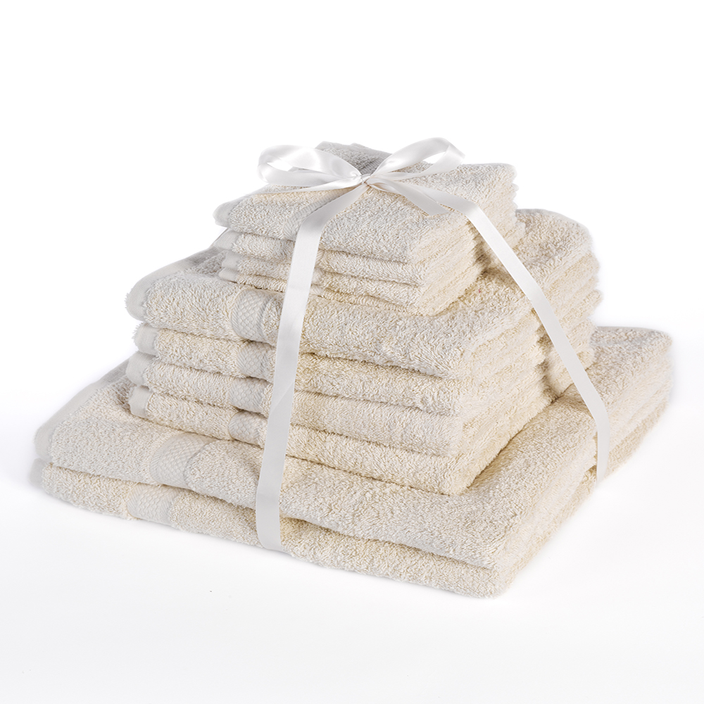 Luxuriously Soft Supreme Towel Bale Gift Sets 500 Gsm
