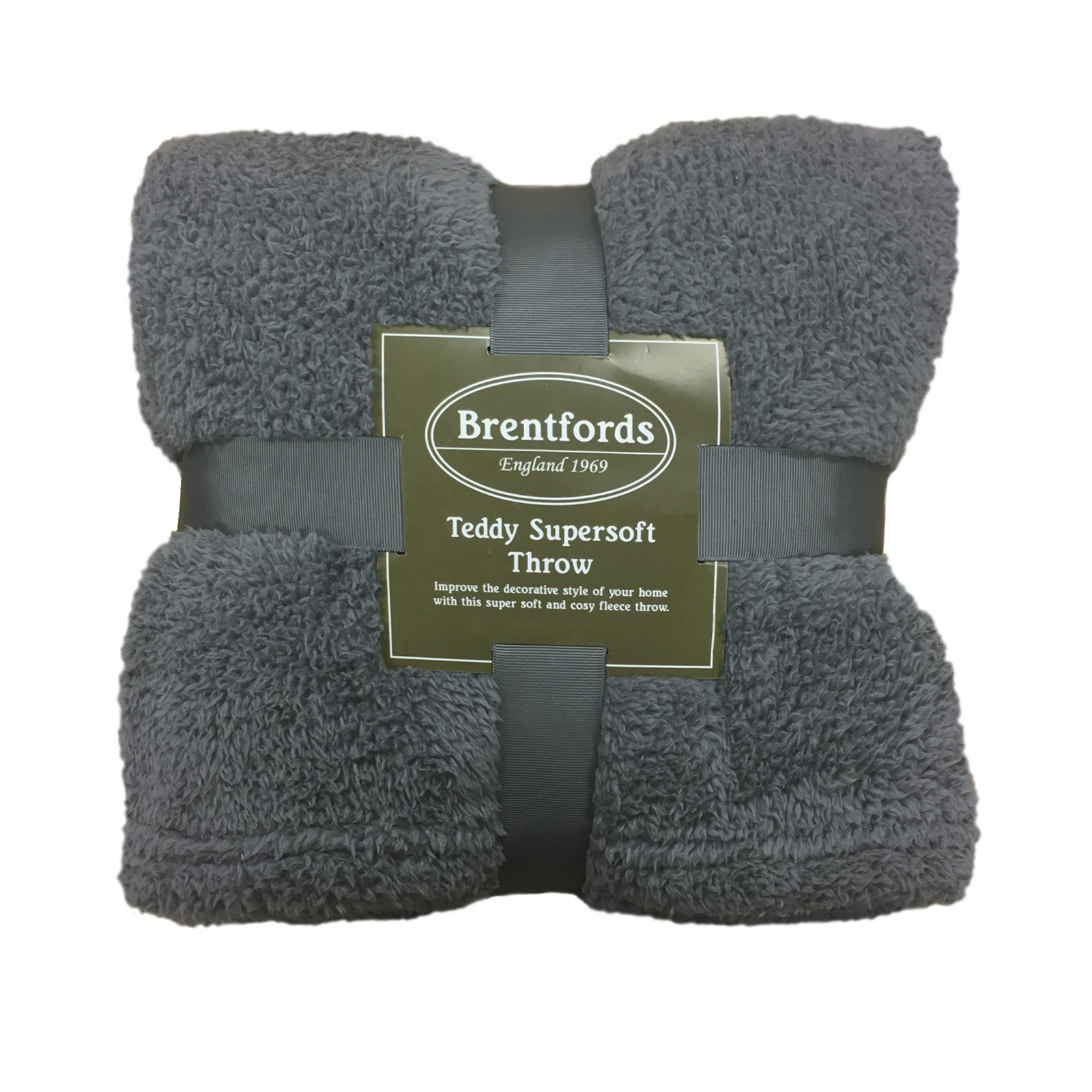 Brentfords-Teddy-Fleece-Blanket-Large-Throw-Over-Bed-Plush-Soft-Bedspread-Grey