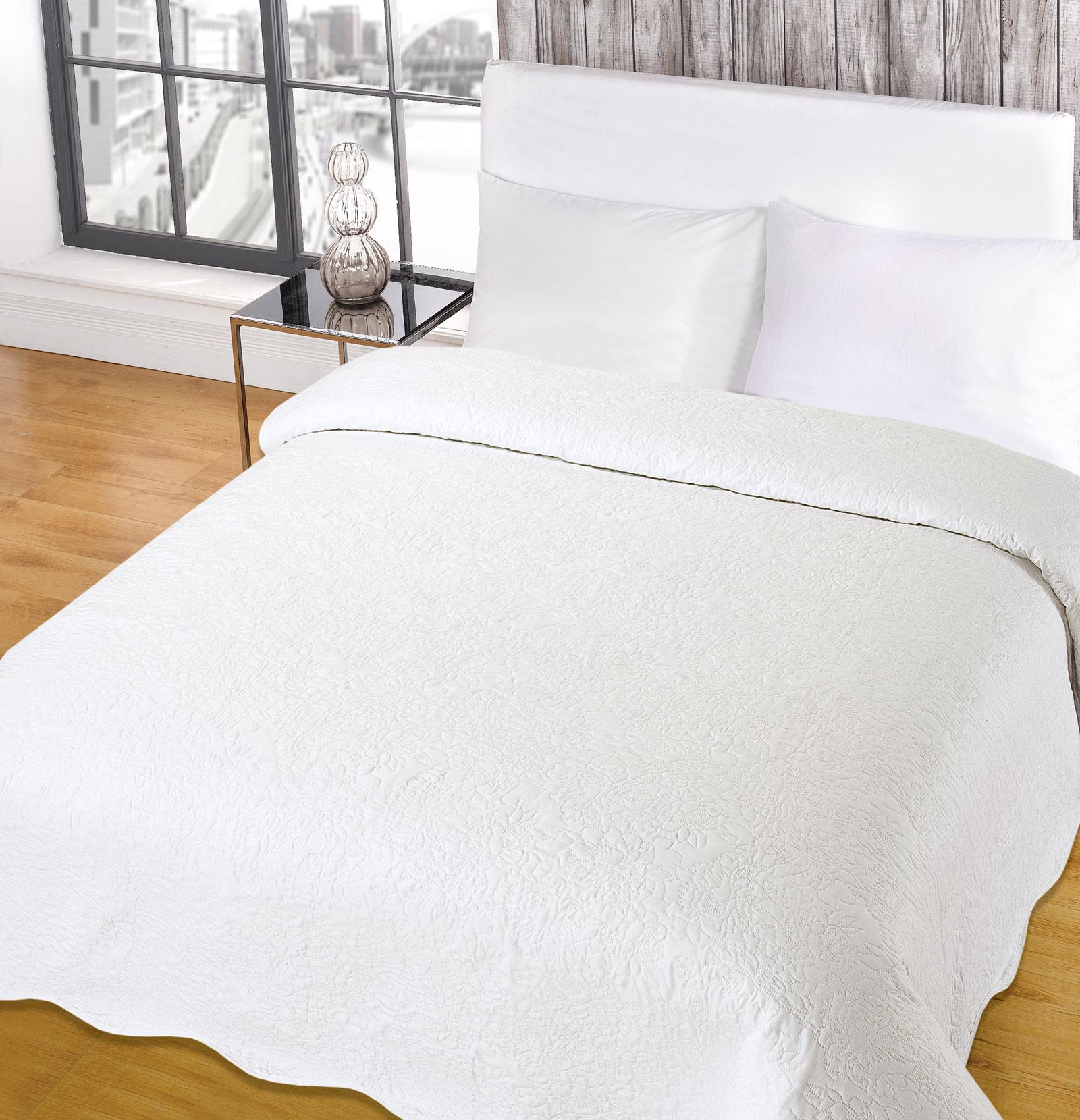 luxueux brod couvre lit vintage couette couverture throw canard blanc doeuf - Couverture Lit