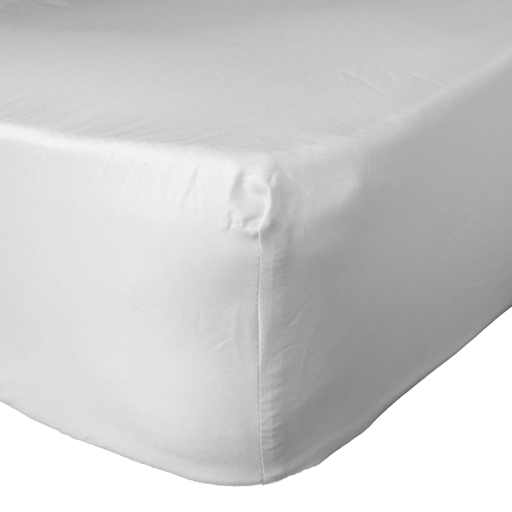 luxury 100 brushed cotton fitted sheet thermal. Black Bedroom Furniture Sets. Home Design Ideas