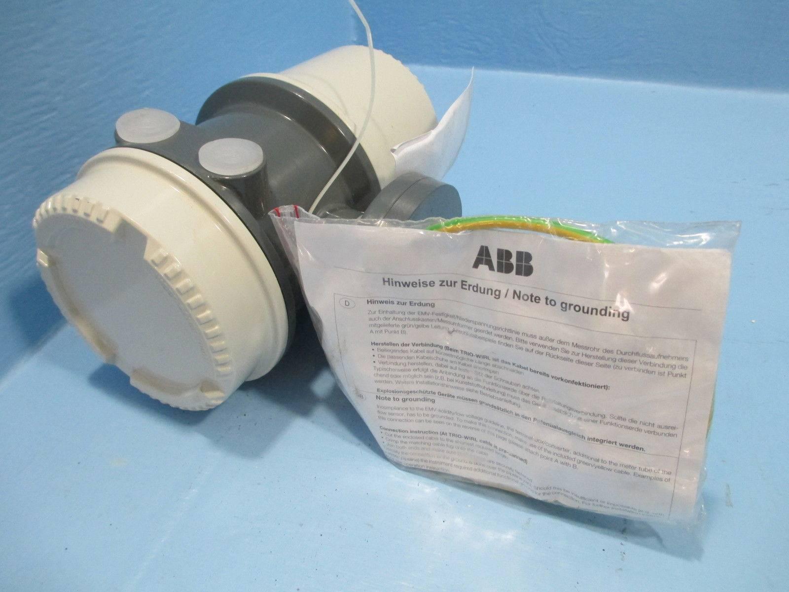 ABB NEW COPA-XE Flowmeter PFA 240171502/X001 210000293273 DN 15 DE23 ...