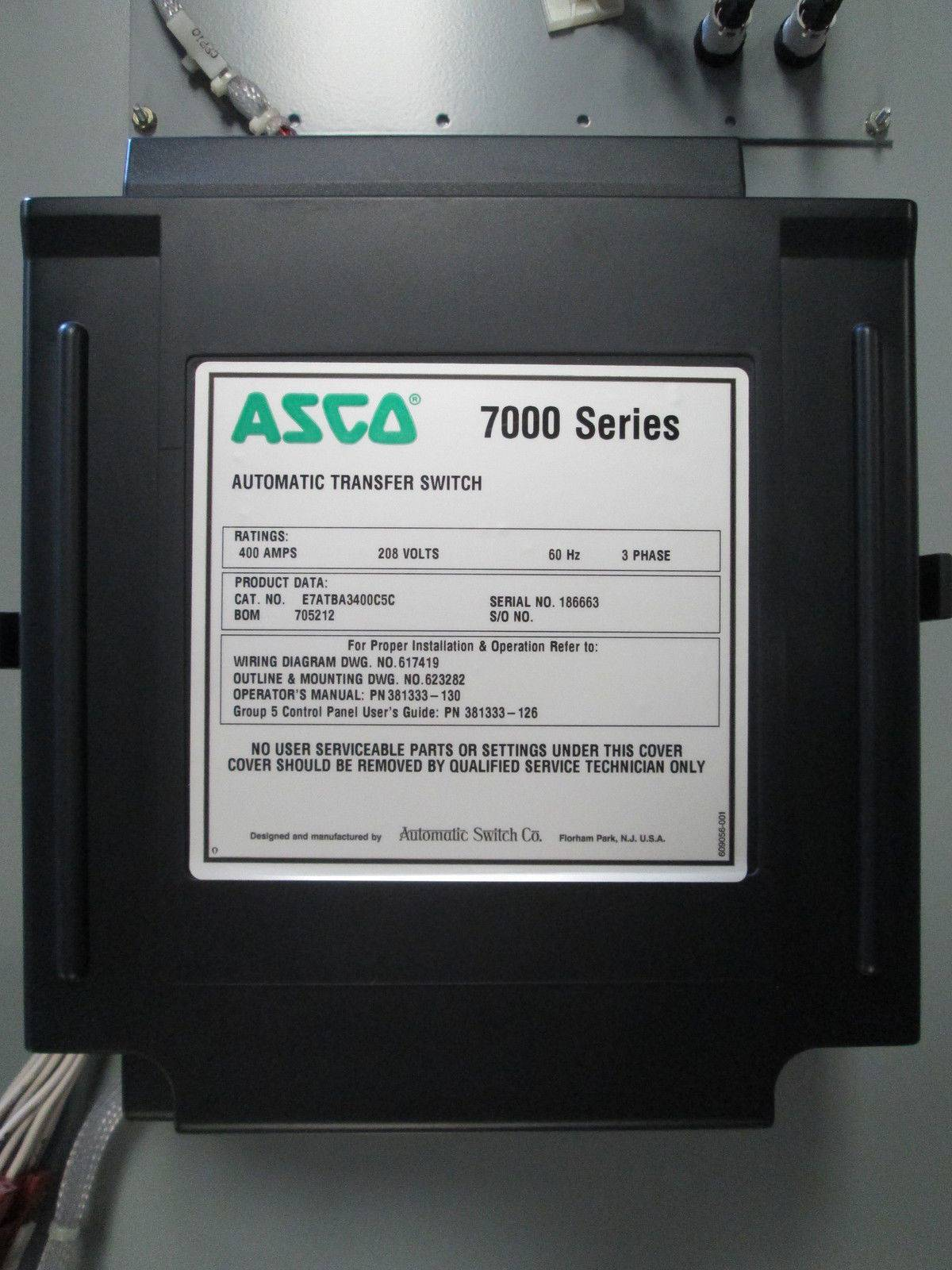 Asco 7000 Series Automatic Transfer Switch Wiring Diagram 200 Amp Diagrams Unique Composition The Wire Magnoxinfo