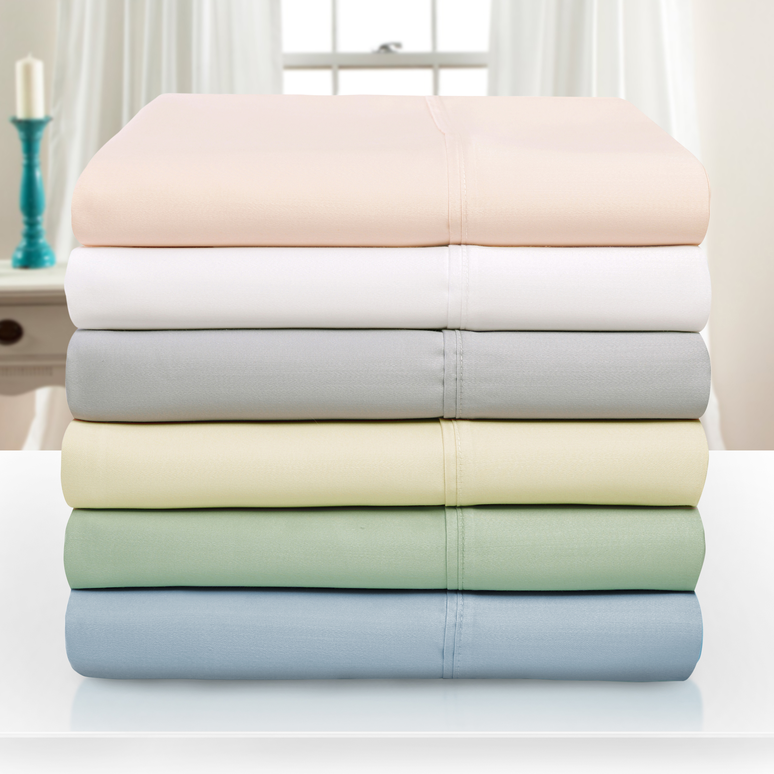 Bon Ultra Soft 1000 Thread Count Tencel Sheet Set