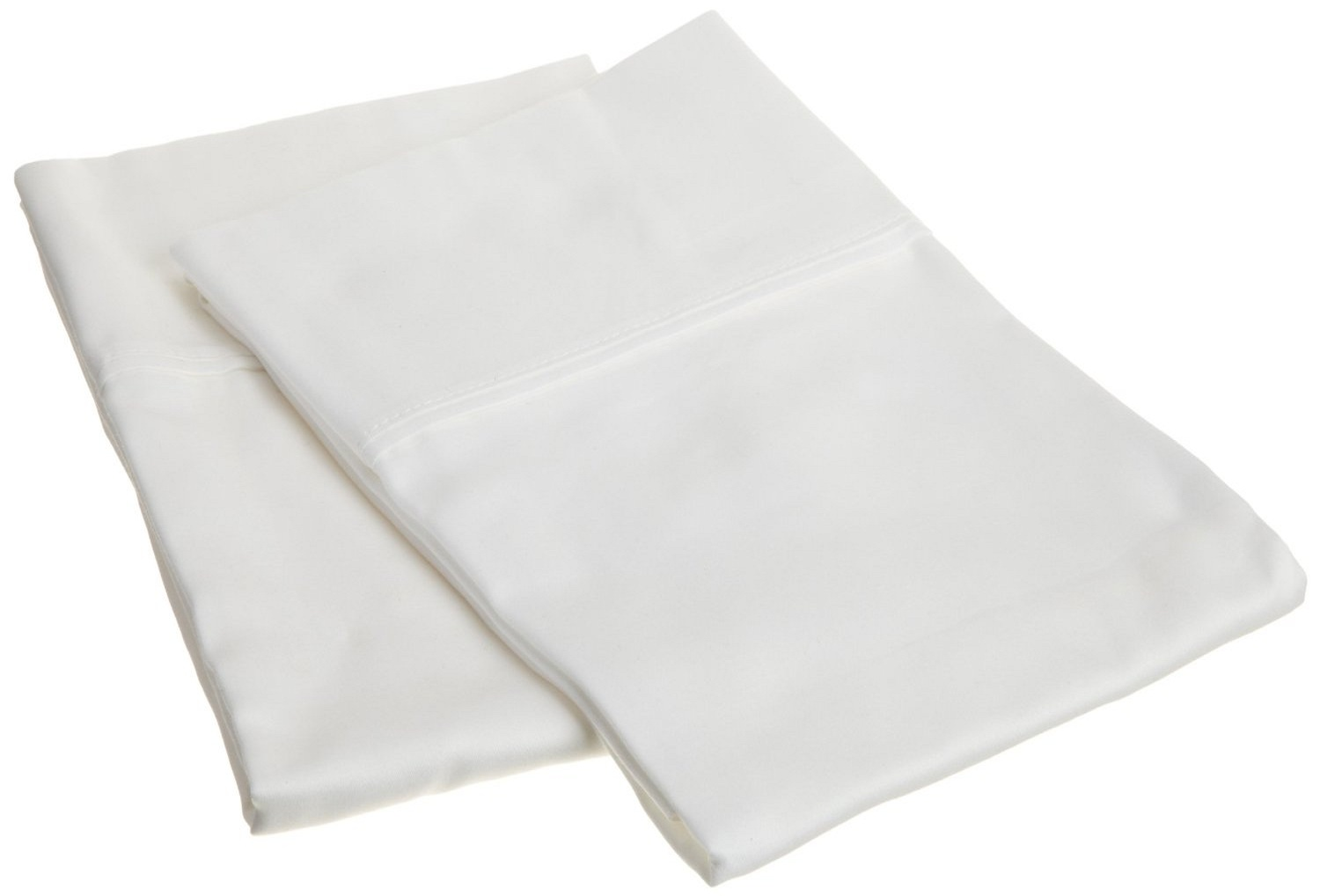 Highest Rated Bed Sheets Soft Sateen Weave Cotton Pillowcases Set Of 2 300 Thread