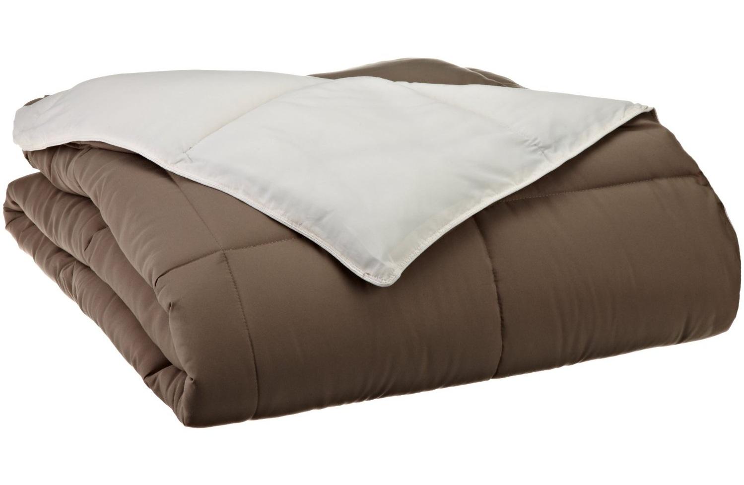 Reversible-All-season-Down-Alternative-Comforter-7-Fashionable-Colors thumbnail 9